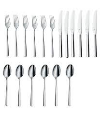 Best Cutlery Set by Monika Enterprises 18 Pcs Stainless Steel Cutlery Set Without