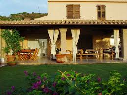 four bedroom house santa margherita di pula sardinia italy sale house four