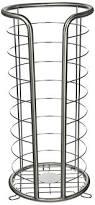 amazon com interdesign forma free standing toilet paper holder