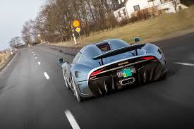first koenigsegg ever made the new king of sweden koenigsegg regera review