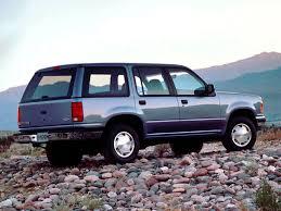 Ford Explorer 1991 - ford explorer 1990 1991 1992 1993 1994 suv 1 поколение