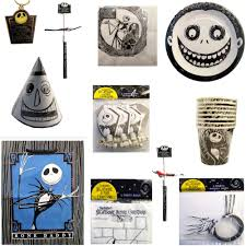 nightmare before christmas party supplies nightmare before