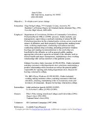 Correctional Officer Job Description Resume by Sample Resume For Correctional Officer Resume For Your Job