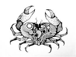 best 25 cancer crab tattoo ideas on pinterest zodiac tattoos