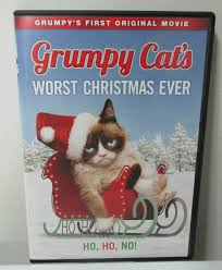 Grumpy Cat Meme Christmas - grumpy cat s worst christmas ever dvd review life with kathy