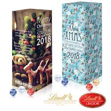 lindt tower chocolate advent calendar advent calendars