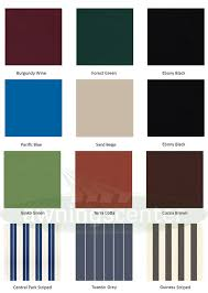 Awning Replacement Awning Fabric D I Y Vinyl Awnings