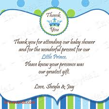 Thank You Baby Shower Gifts Baby Shower Gift Thank You Cards Free Card Design Ideas