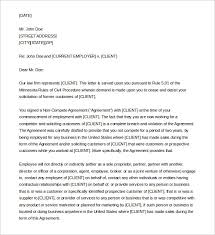 cease and desist letter template 16 free sample example format
