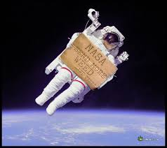 Astronaut Meme - stoner astronaut nasa send more weed pizza memes