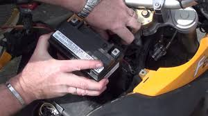 bmw motorcycle change how to change a motorcycle battery bmw f800gs