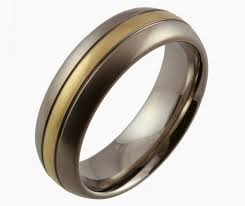 wedding ring designs for men men gray and gold wedding rings engagement design