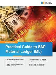 sap material ledger document pdf valuation finance real