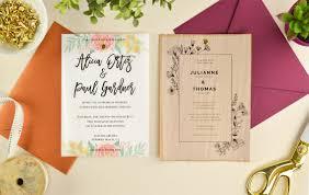 printed wedding invitations 4 ways to diy vellum wedding invitations cards pockets