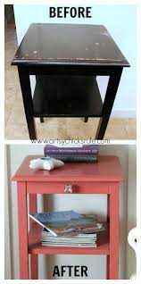Chalk Paint Side Table Thrifty Side Table Makeover Annie Sloan Chalk Paint Artsy