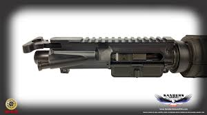 the falcon complete ar 15 16 u201d m4 upper assembly with a2 sight