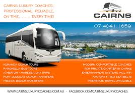 cairns luxury coaches cairns local tourism network book direct