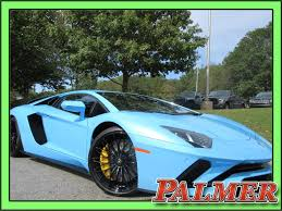 Blue Lamborghini Aventador - blue lamborghini aventador for sale used cars on buysellsearch