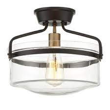 Flush Lighting Fixtures Modern Flush Mount Lighting Allmodern