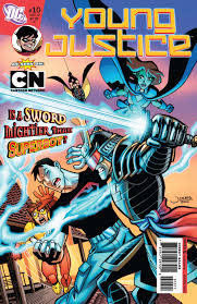 young justice new review online for young justice 10 christopher jones comic
