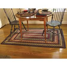 Primitive Home Decors by Cotton Braided Rugs Primitive Home Decors