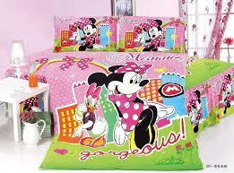 chambre enfant minnie minnie mouse ensembles de literie enfants de filles chambre décor