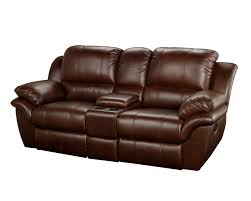 Leather Reclining Loveseat Costco Furniture Loveseat Recliners With Console Leather Reclining