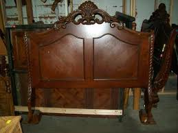 Carved Wooden Headboards Deal Of The Day 4 5 17 Headboard Queen 7386 Was 338 Today Only
