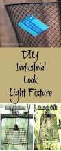 best 25 diy light fixtures ideas on pinterest rustic bathroom