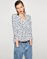 floral print blouse embroidery prints tops woman united