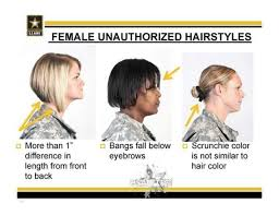 hairstyles for female army soldiers best 25 military hairstyles ideas on pinterest military hair