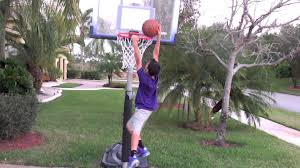 backyard basketball court half court can add on picture with