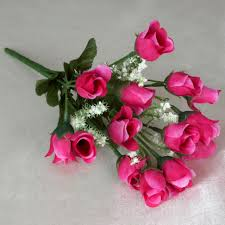 roses for sale 360 mini silk roses buds flowers bushes for wedding bouquets