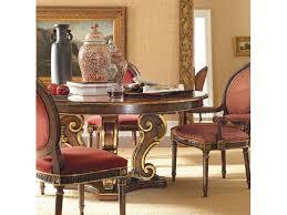 Barbara Barry Henredon King Bedroom Set Henredon Furniture 4500 27 Dining Room Arabesque Dining Arm Chair