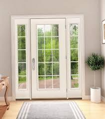 Hinged Patio Door Formidable Single Hinged Patio Door Photo Ideas Doors Single