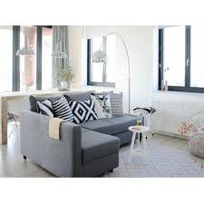 Ikea Sofabed Friheten Corner Sofa Bed Has An Interchangeable Chaise Lounge That
