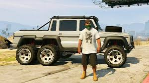 mercedes 6x6 truck grand theft auto v customizing dubsta 6x6 mercedes g63 amg