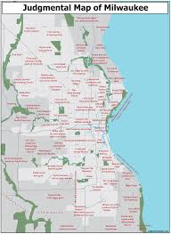 Wisconsin Breweries Map by I Started Off In