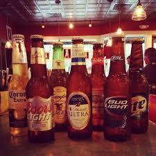 michelob ultra vs bud light the ugly dog pub on twitter tuesday 2 50 beer corona corona