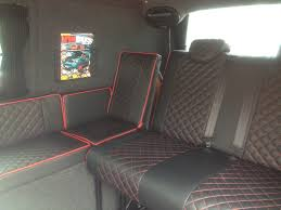 Cushion For Bench Seat Custom Our Client Stuart Recently Purchased A Set Of Black And Red