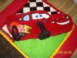 lightning mcqueen cake mcqueen cake
