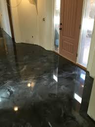 paint interior concrete floor elite crete charcoal pearl epoxy