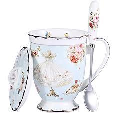 fancy tea cups and tea for a christmas gift amazon com