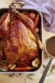 basic roast turkey recipe