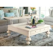 paula deen home put your feet up lift top coffee table set take