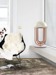 10 contemporary table lamps for your living room design