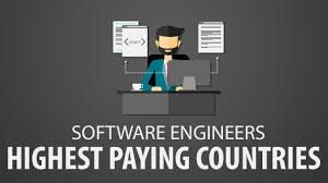 highest paying countries for software engineer software engineer