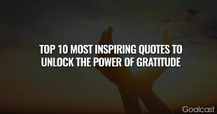 inspirational quotes about gratitude thank you as prayer