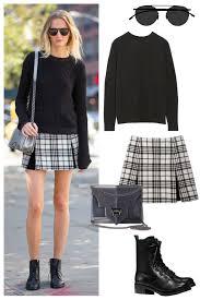 What Is A Tartan Shop The Street Style Look Model U002790s Street Styles Street And