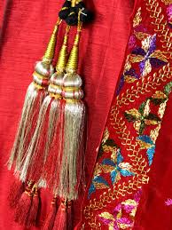 traditional hair accessories punjabi traditional paradi hair braids